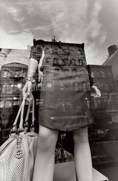 Lee Friedlander. New York City. 2011