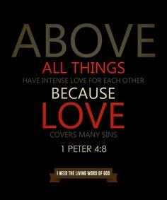 @amazingfacts 1 Peter 4:8 http://www.sdahymnal.net/