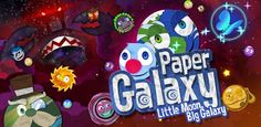 Paper Galaxy v1.01 - Frenzy ANDROID - games and apps