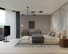 original diseño de habitación de lujo