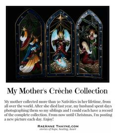 Mother's Creche Collection