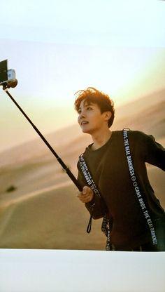 J-Hope ❤ #BTS #방탄소년단 Summer Package in DUBAI Day-1.