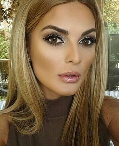 Best Hair Color for Brown Eyes – 43 Glamorous Ideas To ... - photo #12