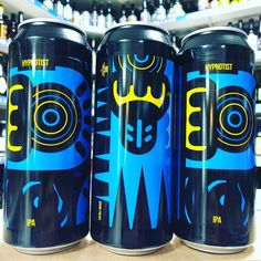 Hypnotist - 6.8% Tropically Tart IPA from @magicrockbrewing back in stock