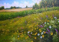 Summer meadow,Gerhard Nesvadba