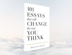 101 Essays That Will Change The Way You Think   Shop Catalog