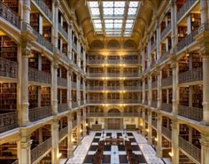 Oh my, I need to visit this library.