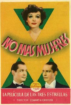 "No más mujeres (1935) ""No More Ladies"" de Edward H. Griffith, George Cukor - tt0026787"