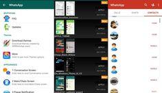 Cara Ganti Tema WhatsApp Tanpa Root di Android