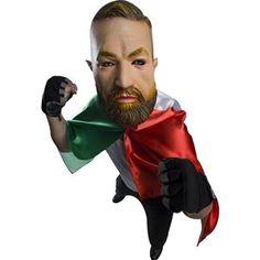 Pride of Ireland Fighter Mask Trendy Halloween, Toddler Halloween Costumes, Halloween Masks, Adult Costumes, Villain Mask, Purge Mask, Unique Costumes, Irish Pride, Skull Mask