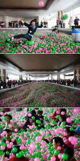 kerry hotel - shanghai - world's largest ball pit - Google 搜索