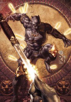 (Marvel) Black Panther - Imgur