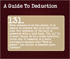 Suggested by: ascienceofdeduction