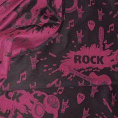 Fidella babywrap - Rock n Rolla -pink splash- 520 cm - size 7 Baby Wraps, Baby Wearing, Rock N Roll, Alexander Mcqueen Scarf, Pink, How To Wear, Fashion, Babywearing, Moda