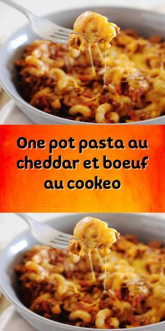 Fast Healthy Meals, Healthy Dinner Recipes, Pasta Bolognaise, Cheddar, One Pot Pasta, Food Inspiration, Macaroni And Cheese, Main Dishes, Food Photography