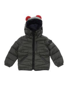 AI RIDERS ON THE STORM Boy's' Down jacket Dark green 8 years