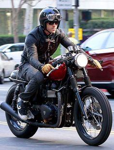 「バイク ファッション」の画像検索結果