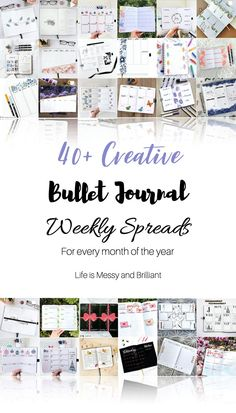 weekly spread, bullet journal weekly spread, bullet journal weekly layout, bullet journal spread ideas #weeklyspread #bulletjournalspread