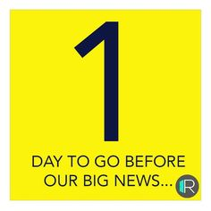 We're SO excited about tomorrow's news... . . #RangeRoom #b2b #RedLetterDay #RoomiesReveal #IndustryExcellence #TechTastic #StartUpCelebrations #WatchThisSpace #RangeRoomJourney #FashionRetail #LookOut