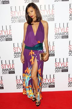 Thandie Newton - 2011 Elle Style Awards in London.  (February 2011)
