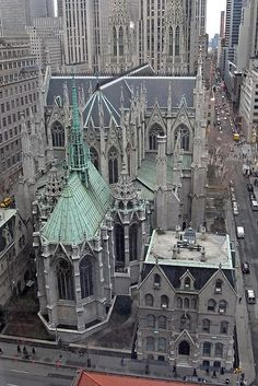 St. Patrick's cathedral - New York City