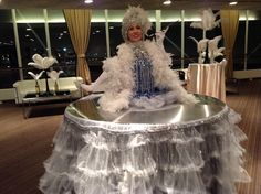 Great Gatsby Promotional Events, Keynote Speakers, Gatsby, Special Events, Tables, Entertaining, Fashion, Mesas, Moda