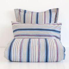 Coloured Stripe Bed Linen | ZARA HOME België / Belgique