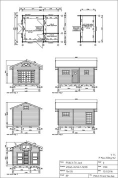 Attefallshus Jack är möjligheternas stuga för dig som vill ha ett rymligt fritidsboende. Det är gott om plats för både sängplatser, storstuga, matplats och badrum. Tiny House, Diy And Crafts, Floor Plans, Loft, House Design, How To Plan, Building, Inspiration, Biblical Inspiration