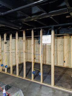 Basement Remodel Diy, Basement Laundry, Basement Makeover, Basement Plans, Basement Stairs, Basement Renovations, Basement Ideas, Basement Designs, Laundry Room