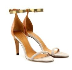 Ankle strap sandals by Isabel Marant