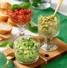 Recept pesto –olika sorter! | Hemmets