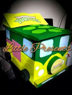 Ninja tourtles lunch box https://www.facebook.com/littlepresentss/