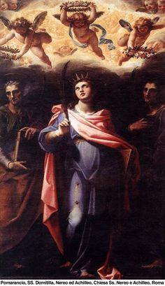 Santa Flavia Domitila s. I
