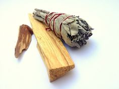 WhiteSage - Used for cleansing and smudging