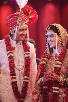 Ritesh Deshmukh and Genelia's Wedding