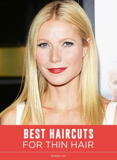 The All-Time Best Haircuts for Thin Hair via @byrdiebeauty