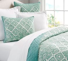 Modern and luxurious, Threshold's Pinched Pleat Comforter Set makes an elegant addition to any bedroom. Sporting unique, pinched-pleat quilting in solid colors and subtle geometric patterns, this 100%-cotton, machine washable, comforter set is as comfortable as it is stylish. Each bedding set includes a high-quality, soft comforter and sham(s). $79.99-$99.99. Free shipping. Buy here. Related … … Continue reading →