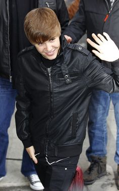 Justin Bieber Black Look Genuine Leather Jacket  Getting inspiration from your super hero is a common thing for the youngsters. They love copying their favorites when it comes to style and fashion. One such name is Justin Bieber, he is heartthrob and an inspiration to millions. He experiment w