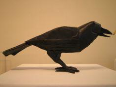 Origami Raven - Robert Lang