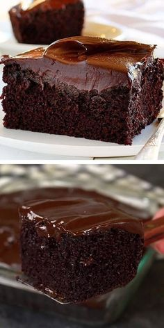 Chocolate Cake Recipe Videos, Amazing Chocolate Cake Recipe, Best Chocolate Cake, Chocolate On Chocolate Cake, Quick Chocolate Desserts, Easy Moist Chocolate Cake, Chocolate Videos, Cooking Chocolate, Fun Baking Recipes