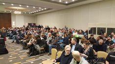 Biggest lobbying gathering of union leaders from the @CanadianLabour ! // Plus grand rassemblement de leader syndicaux pour préparer à faire du Lobbying #CanLab #canpoli