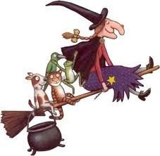 Room on the broom...great children's story!