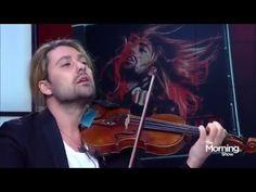 David Garrett - The Morning Show,TMS. 09.03.2016