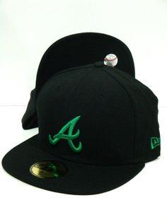 fb20d1a7c1d Casquette New Era 59fifty Atlanta Braves New Era 59fifty