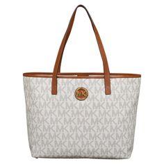 0d84c86e99fa Michael Kors Jet Set Vanilla Travel Tote Bag Handbags On Sale, Handbags  Online, Luxury