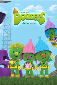 #Doozers New Kids Series on Hulu + #Sponsored #Giveaway