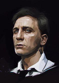 Viktor Miller-Gausa est un artiste qui exerce son talent à Saint Petersburg, et je dois dire que je suis très très fan de son coup de palette graphique. Il vient de terminer une nouvelle série de portraits qu'il à réalisé à l'aide de sa vieille tablette Genius F350 g-pen et uniquement de Pho…