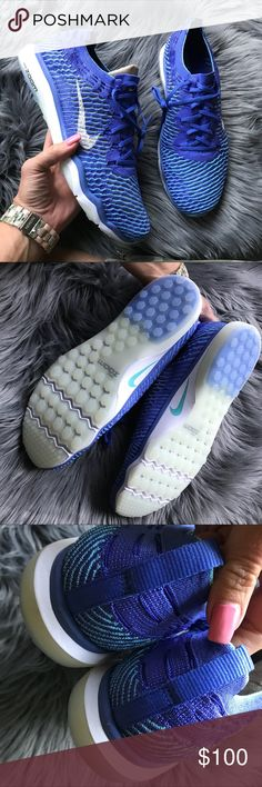 NEW 🌊 NIKE WOMENS FLYKNIT AIR ZOOM SIZE 12 Ships same or next day from my smoke free home. Priced firm. Bundle to save. 🌊 Nike Shoes Athletic Shoes