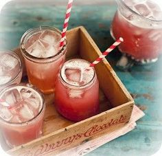 punch that i could be ok with! Pink Lemonade Concentrate, Cranberry Juice Cocktail, Club Soda!
