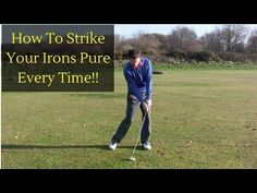 HOW TO STRIKE YOUR IRONS PURE - YouTube
